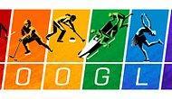 Google, Olimpiyat İlkeleri'ni Doodle ile anasayfasına taşıdı