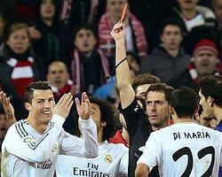 Ronaldo'yu Yaktı, Kendi de Yandı!