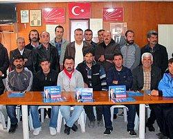 Ak Parti'den İstifa Edip CHP'ye Geçtiler