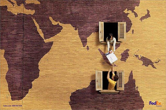 24. Fedex: Çin-Avustralya