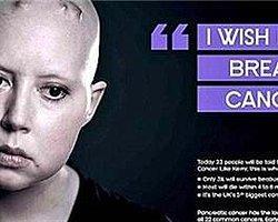 Keşke Meme Kanseri Olsaydım