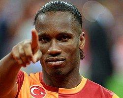 """Drogba'nın Galatasaray'daki Misyonu Bitti"""
