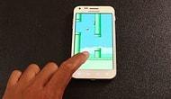 Flappy Bird Oyunu Yüzünden Telefonu Balyozla Kırdı!