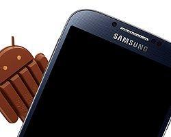Android 4.4 Güncellemesini Alacak Samsung Modelleri