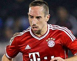 Bayern'de Ribery Şoku!