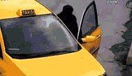 Takside Gerginlik Yaratan Anlar!