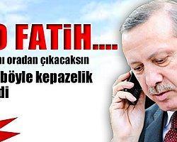 'Alo Fatih' Medya Bakanı Yapılmış!