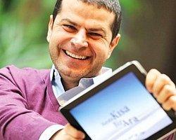 Cüneyt Özdemir: ''Başbakan Sürekli Konuşuyor''
