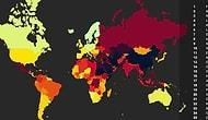 Türkiye Basın Özgürlüğünde 180 Ülke Arasında 154. Sırada