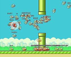 Haydi Hep Birlikte Flappy Bird Oynayalım