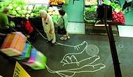 Dünya Çapında Banksy'ye Taş Çıkartacak Sokak Sanatı Örnekleri