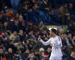 Ronaldo'ya Atılan Çakmak Atletico Madrid'i Yakabilir