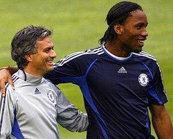 Mourinho'dan Drogba'ya Özel Sözler
