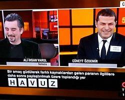 Ali İhsan Varol Bu Kez Cüneyt Özdemir'e Sordu