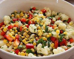 Kilo Vermenizi Sağlayan Diyet Salata Tarifleri