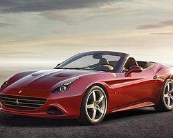Ferrari'nin En Yeni Spor Otomobili, Ferrari California T