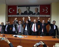MHP Beylikdüzü Belediye Başkan Adayını Açıkladı.