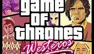 GTA Tarzı Game Of Thrones Karakterleri