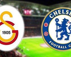 UEFA Açıkladı: 'Galatasaray-Chelsea Maçı Berabere Bitecek'