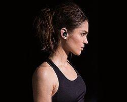 Kalp Ritmini, Oksijeni Ölçen Kablosuz Akıllı Kulaklık