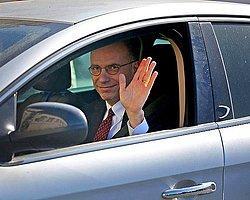 İtalya Başbakanı Letta İstifa Etti