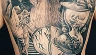 Yüzüklerin Efendisi Dövmeleri