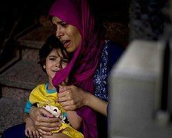 Suriyeli Çocukların Acısı Tarifsiz