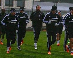 Beşiktaş 3 Eksikle Bursa'ya Hazır