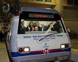 19 Yıllık Haliç Metro Köprüsü Rüyası Gerçek Oldu