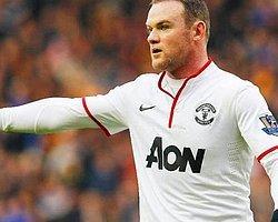 Rooney'den Ömürlük İmza!