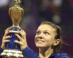 Halep Doha'da Şampiyon
