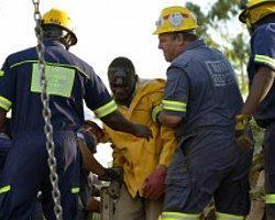 Güney Afrika: Kaçak Madencilere 'Polis Gitti, Çıkın' Tuzağı