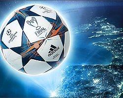 Şampiyonlar Ligi'nin Final Topu!