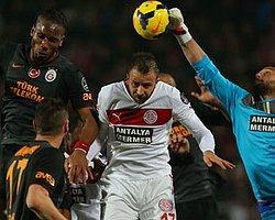 Galatasaray Bir Puana Razı Oldu: 2-2