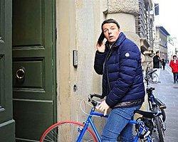 İtalya'ya Bisiklet Tutkunu Başbakan