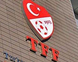 TFF'den Fenerbahçe Açıklaması