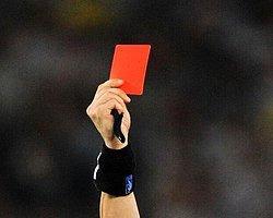 Süper Lig'de Kart Rekoru Kırıldı
