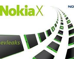 Nokia X'in Tanıtım Görseli Sızdı!
