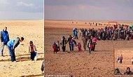 CNN'in çocuk mülteci haberi yalan çıktı