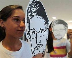 Öğrenciler Snowden'ı Rektör Seçti!