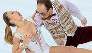 Olimpik Buz Patencilerinin İçler Acısı Fotoğrafları.