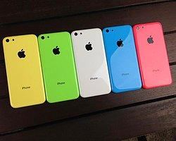 iPhone 5C Yolun Sonuna Geldi