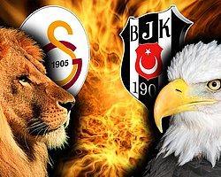 Galatasaray-Beşiktaş Derbisinin Biletleri Genel Satışa Sunuldu