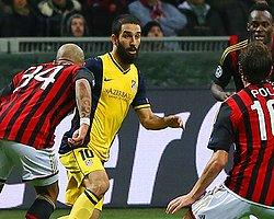 Milan Giuseppe Meazza'dan Çıkamadı