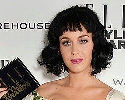 Katy Perry Yılın Kadını Seçildi