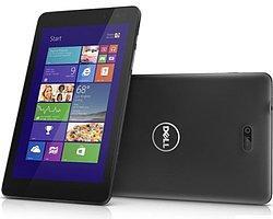 Dell Venue Android Tabanlı Tabletler Gelecek Hafta Türkiye'de Satışa Sunuluyor