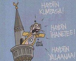 Yeni Akit Gazetesi'nden Skandal Karikatür!