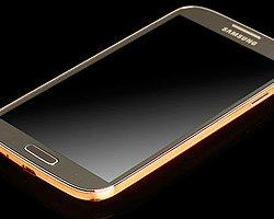 Samsung Galaxy S5 Altın Rengi De Olacak