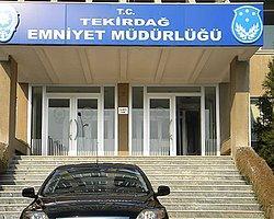 Tekirdağ'da İlçe Emniyet Müdürleri Değişti