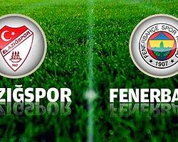 Elazığspor - Fenerbahçe maç öncesi